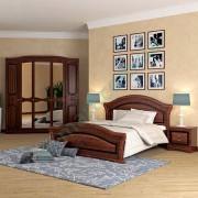 Спальня Венера Люкс-1 Орех