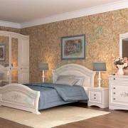 Спальня Венера Люкс-3 Береза