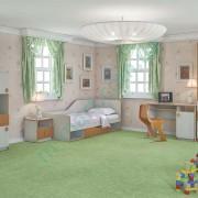 Детская комната Санта модульная 2