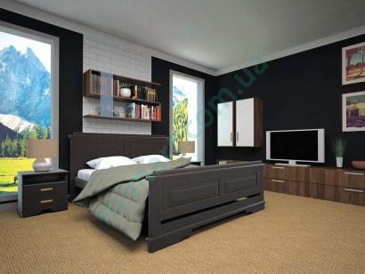 Кровать Тис Атлант-12
