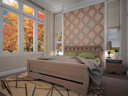 Кровать Тис Атлант-14