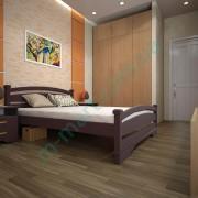 Кровать Тис Атлант-2 махонь