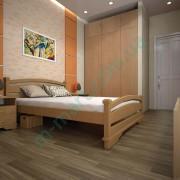 Кровать Тис Атлант-2 ольха