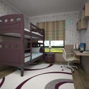 Кровать Тис Трансформер-11 махонь