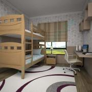 Кровать Тис Трансформер-11 ольха