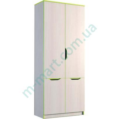 Шкаф книжный 4Д (800) Маттео