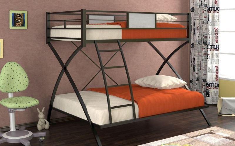 Кровать детская двухъярусная – преимущества и недостатки