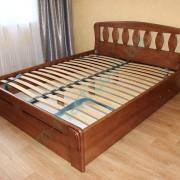 Кровать с подъемным механизмом Лилия