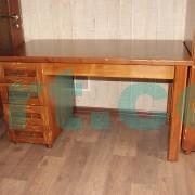 Стол письменный из дерева Кантри