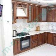 Кухня на заказ МДФ патина КПТ-1