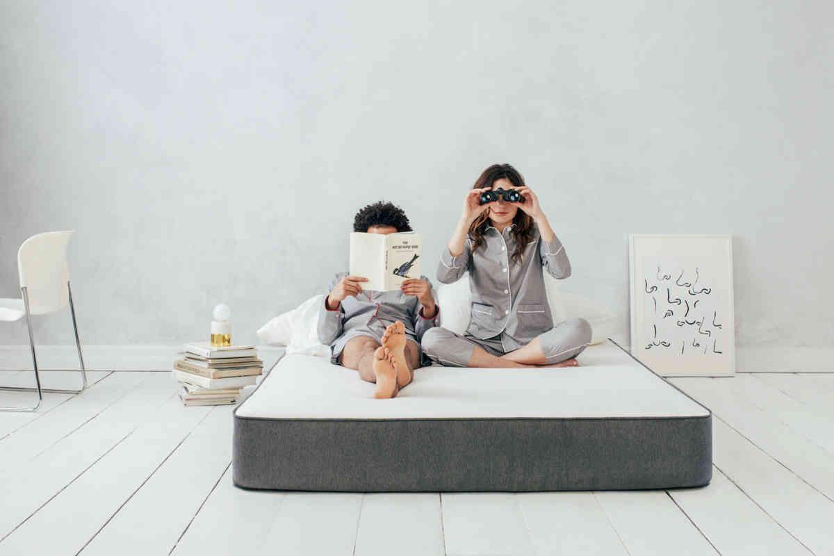 советы при покупке матраса на двуспальную кровать