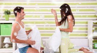 Рекомендации по выбору матраса для двуспальной кровати