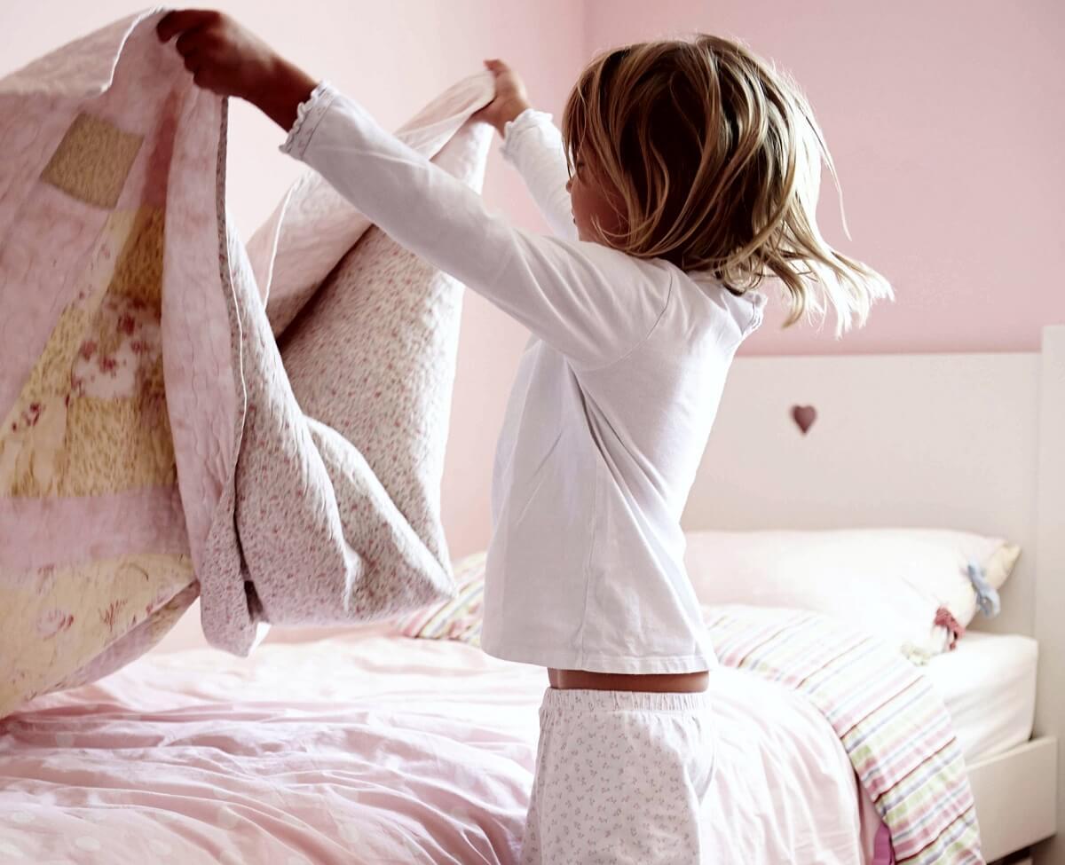 выбрать кровать в детскую