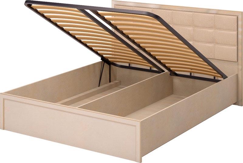 кровать двуспальная с подъемным механизмом купить